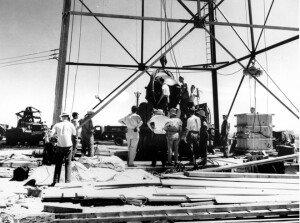 1945년 인류 첫 핵폭탄 실험 장면 공개