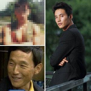 """누리꾼 """"우리 아빠 사진인데""""… 원빈 아버지 사진으로 잘못 알려졌다"""