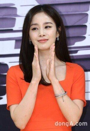 """'용팔이' 김태희, 남자친구 비 언급에 """"당연히 결혼 이야기 나눈다"""""""