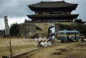 [화보] 1953년 수원의 초여름 모습
