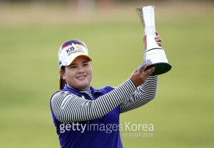[화보] '골프 여제' 박인비, 커리어 그랜드슬램 달성…아시아 선수 최초