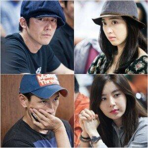 '객주 2015' 대본 리딩 현장 공개…장혁·김민정·유호성·한채아 '명품 라인업'