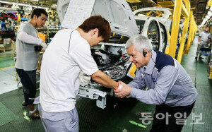 한국지엠, '더 넥스트 스파크' 양산기념식 및 품질결의