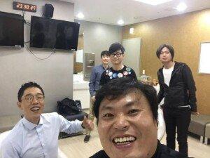 """'힐링캠프' 주진우 분량, 통편집 논란… 이승환 """"주진우야, 미안해"""" 사과"""