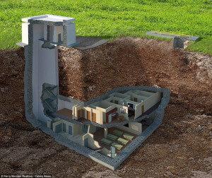미국서 핵공격에도 끄떡없는 지하 아파트 분양…지하 14m 깊이·가격 200억 원