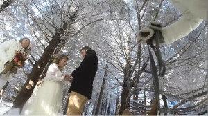 [영상] 반려견이 촬영한 아주 특별한 '웨딩 영상' 화제