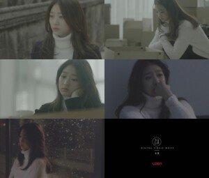 지아, 발라드 프로젝트 '화이트' 음원과 '눈물' 뮤직비디오 공개