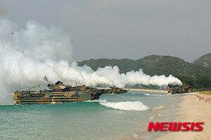 [화보] 해군·해병대, 태국서 2016 코브라골드 다국적 연합훈련 참가