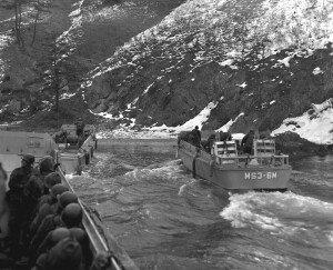 6.25전쟁 맞아 북방한계선(NLL) 역사적 자료 사진