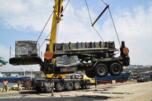 신형 패트리엇 PAC-3 미사일 한국에 투입
