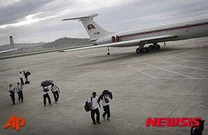 고려항공 여객기, 화재로 중국 선양공항에 긴급 착륙