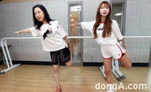 C.I.V.A 김소희의 퀵서비스…'기자 대신 춤신 되고 싶니?'