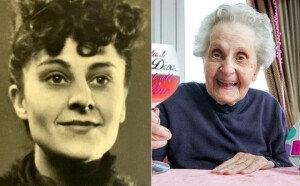 담배 20개비씩 피웠던 여성… 어느덧 102세!