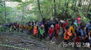 [국립공원이 앓고 있다] '놀이공원' 된 국립공원