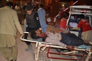 파키스탄 경찰학교서 인질극 테러… 61명 사망 110여 명 부상