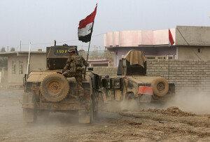 모술 9km 밖 마을까지 진격한 이라크군