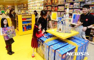 [화보] 레고가 인증한 '레고 스토어' 오픈
