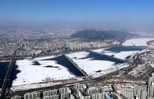 서울 영하 12.2도 올겨울 최강 한파…전국 곳곳 '눈'