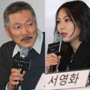 """""""사랑 존중해달라""""…홍상수×김민희, 침묵 깨고 불륜 인정"""