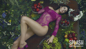 대세 모델 캔달 제너와 함께한 환상과 유혹의 세계