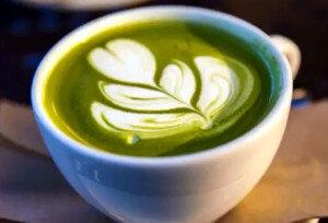 녹색 커피의 정체는? '브로콜리 카페라떼' 등장… 맛은 어떨까
