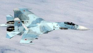 中, 러시아제 수호이-35 4대 남부전구에 긴급배치