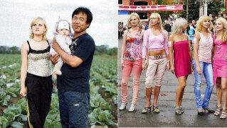 러시아 미녀 중국 농부 아내로<br>국제결혼 증가 추세