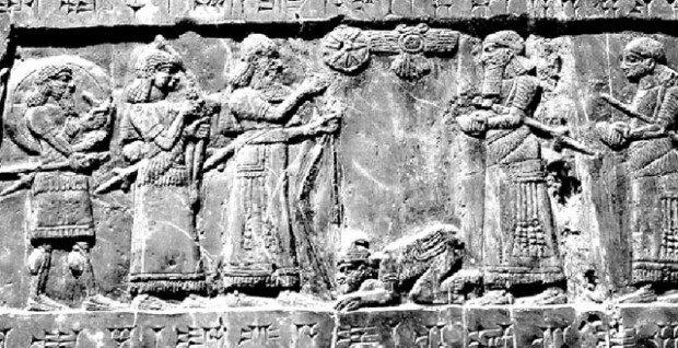 アッシリア「正義の王」 : 東亜...
