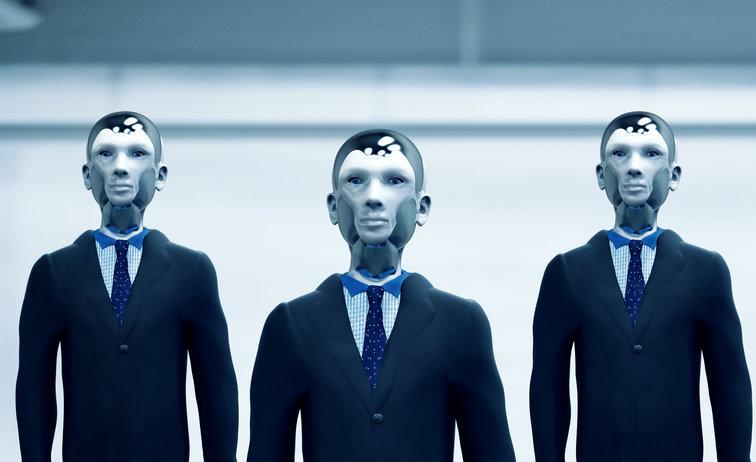 당신의 직장 상사가 로봇이라면 어떻게 해야 할까