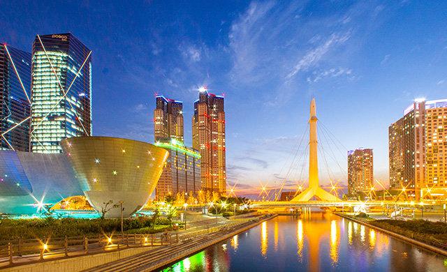 개발 16년만에 인구 13만명...송도국제도시는 지금