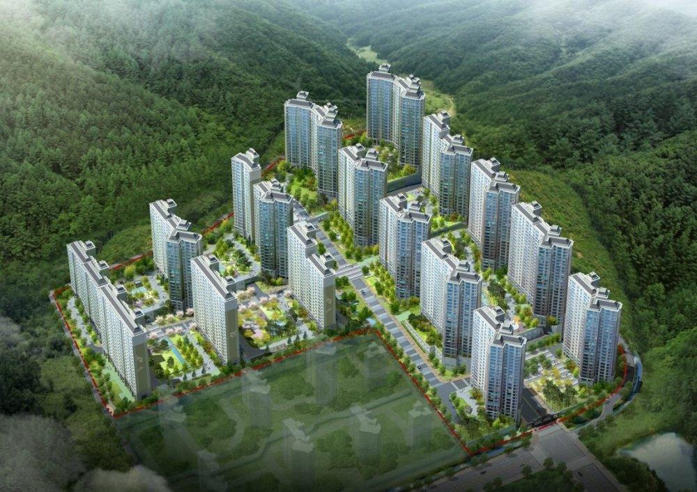 아파트투유 마비 부른 '미사역 파라곤'은 판상형? 타워형?