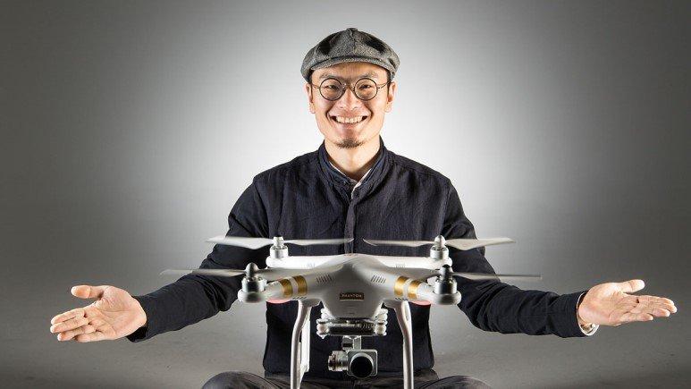 중국 드론제국 DJI 창업자...하늘을 동경하던 소년, 드론시장 제패하다