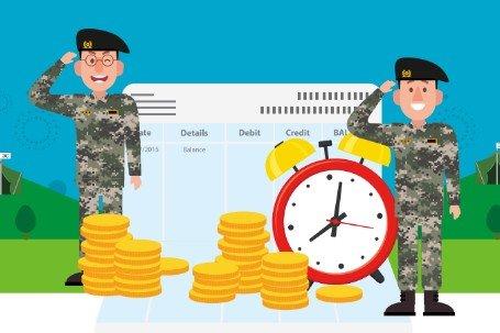 군대에서부터 시작하는 재테크! 적립식 펀드 투자!!