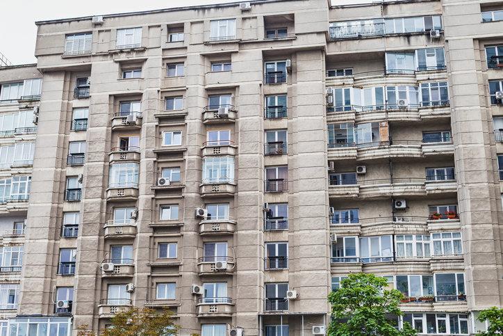 아파트 페인트칠·리모델링 공사때 방진벽 의무 설치해야