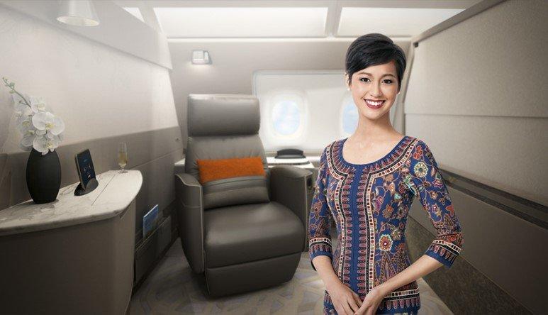 싱가포르 항공을 세계 최고로 만든 것은 \