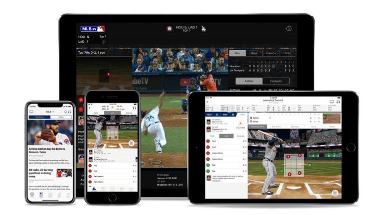 탈출하는 TV시청자, MLB는 어떻게 \