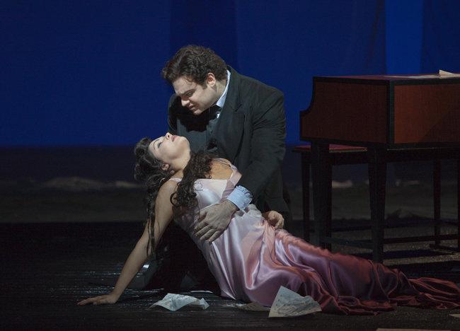 오펜바흐의 오페라 '호프만 이야기'.[뉴시스]