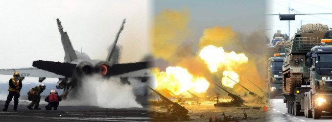 '평창' 이후 미-북 군사충돌 가능성