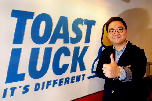 배은 씨는 예비창업자가 실패하지 않는 소자본창업을 고민하다 토스트럭을 창업했다. [김성남 기자]