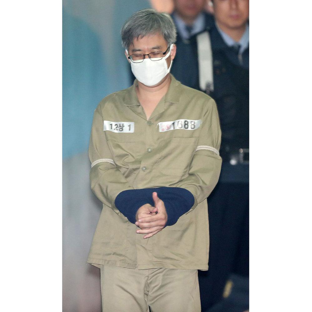드루킹 김모 씨는 여권을 향한 반격을 준비 중인 것으로 알려져 있다. [동아DB]