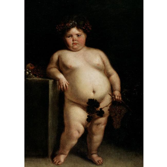 스페인 화가 후안 카레노 데 미란다의 작품 '벌거벗은 유제니아 아르티네즈 발레조'. [wikimedia commons]