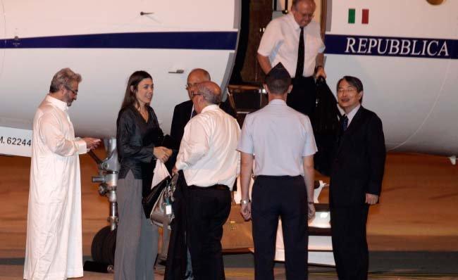 리비아에 억류된 4인을 구출한 일은 감격스럽기 그지없었다. [뉴시스]