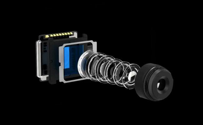 스마트폰 하나에 카메라 다섯 개?