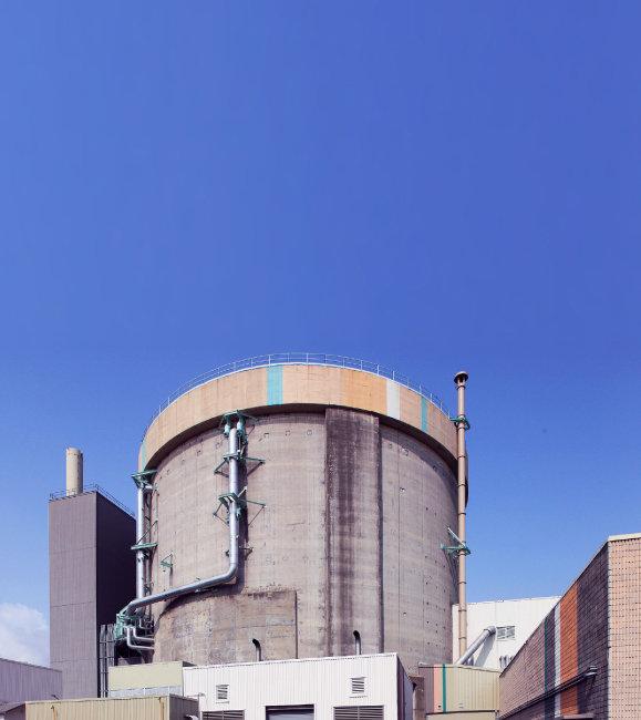 2018년 6·13 지방선거 직후인 6월 15일 조기 폐쇄 결정이 내려진 월성 원자력발전소 1호기.
