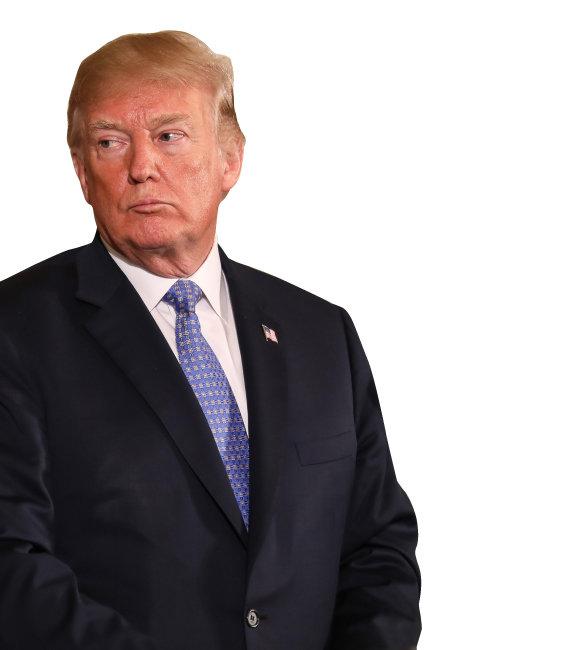 벼랑 끝에 선 도널드 트럼프의 운명