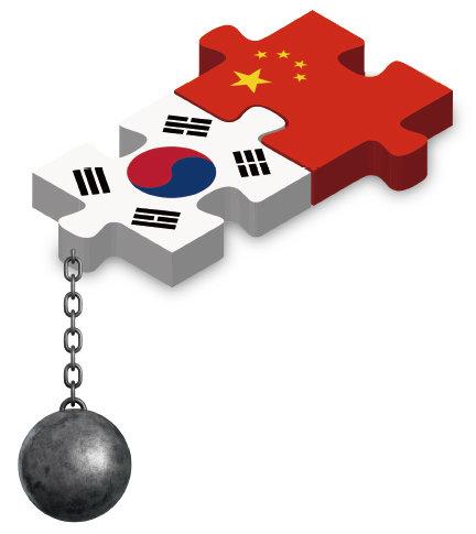 """""""韓中 '사드 3不 합의' '자발적 족쇄' 달았다"""""""