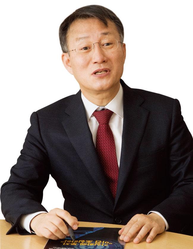 김정봉 한중대 석좌교수·전 국가안전보장회의(NSC) 정보관리실장 [지호영 기자]