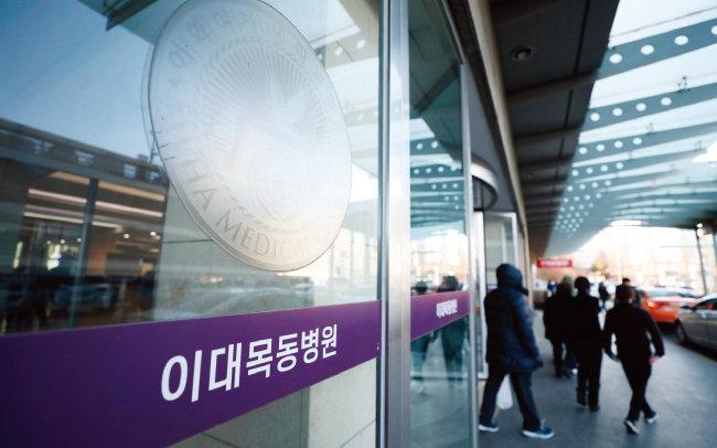 경찰은 서울 이대목동병원 신생아 집단사망 사건의 원인이 주사제 오염에 따른 패혈증이라고 발표했다. [뉴시스]