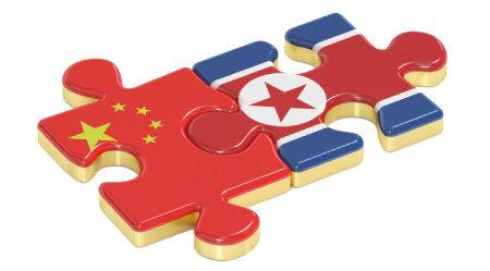 중국 대북제재 여전히 '눈 가리고 아웅'