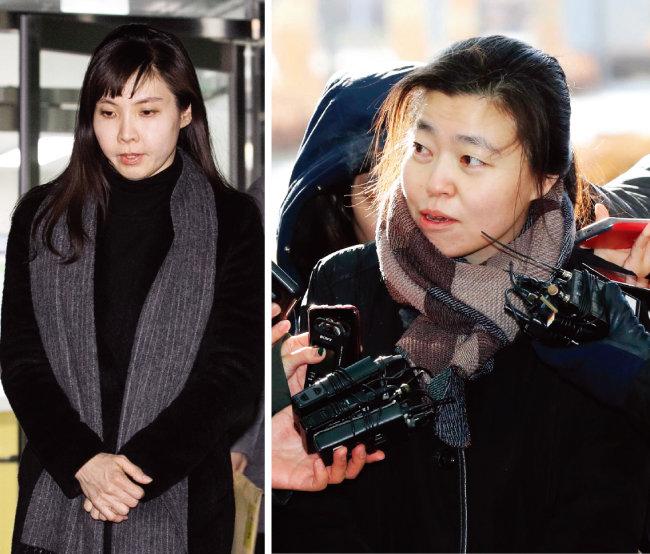 #미투운동에 불을 지핀 서지현 검사(왼쪽)와 임은정 검사. [뉴스1, 뉴시스]